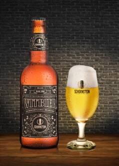 Onde comprar Cerveja Schornstein Witbier 500ml