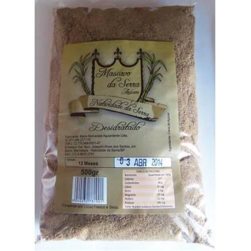 Onde comprar Açúcar Mascavo Desidratado 500g - Mascavo da Serra