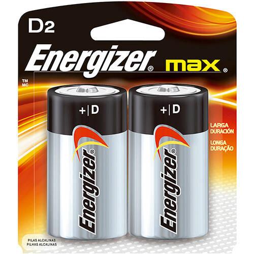 Onde comprar Pilha Energizer Max D - Energizer