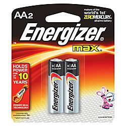 Onde comprar Pilha Energizer Max Peq Aa 2u