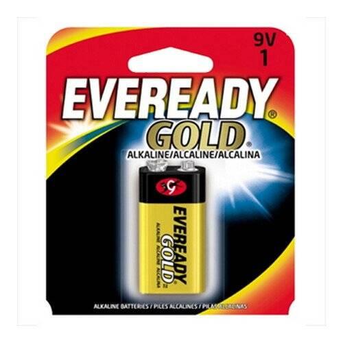 Onde comprar Bateria Eveready Alcalina 9v