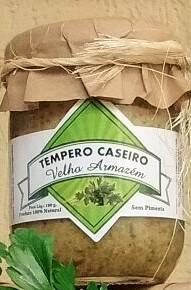 Onde comprar Tempero Caseiro sem Pimenta - Velho Armazém