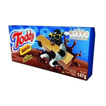 Onde comprar Biscoito Wafer Toddy Chocolate