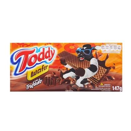 Onde comprar Biscoito Wafer Toddy Trufado