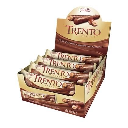 Onde comprar Chocolate Trento Peccin Avelãs