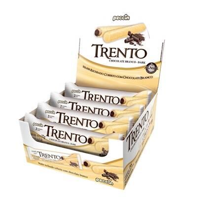 Onde comprar Chocolate Trento Peccin Branco-dark
