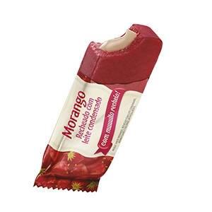 Onde comprar Picolé Paviloche Recheado Morango com Leite Condensado