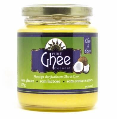 Onde comprar  Coconut Manteiga clarificada com Óleo de coco 175g - Pure Ghee
