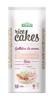 Onde comprar Biscoito de Arroz Multigrãos sem Glúten 90g - Kupiec