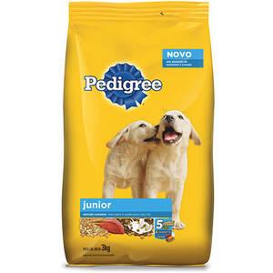 Onde comprar Pedigree Junior Nutrição Completa Raças Médias E Grandes Pacote 3 Kg