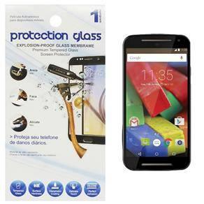 Onde comprar Película Protetora De Vidro Lisa Para Smartphone Motorola Moto G 2ª Geração Protecction Glass