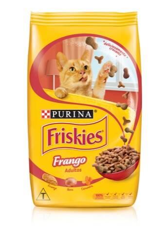 Onde comprar Ração Friskies Galinha Caipira - Nestlé Purina