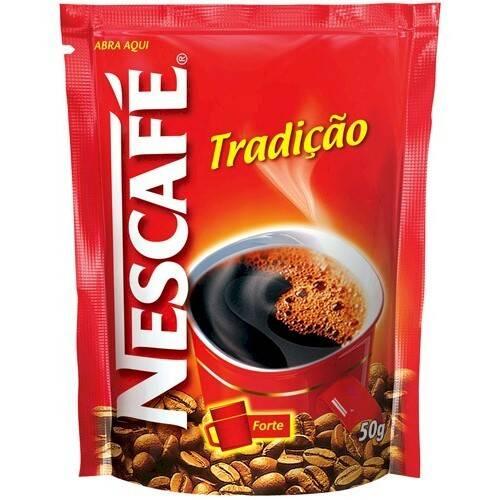 Onde comprar Café Solúvel Nescafé Tradição Sachê Nestlé 50g
