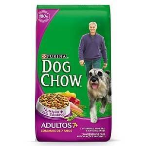 Onde comprar Purina Dog Chow Adultos Com Mais De 7 Anos Pacote