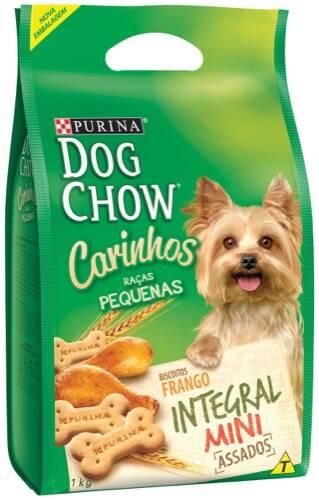 Onde comprar Biscoito Dog Chow Biscuits Mini 1kg - Nestlé Purina