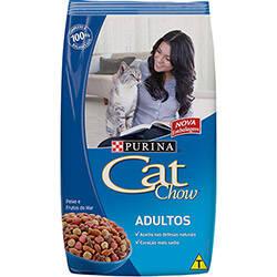 Onde comprar Racao Cat Chow 3kg Adultos