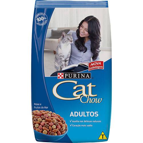 Onde comprar Ração Cat Chow Adultos 1kg - Nestlé Purina