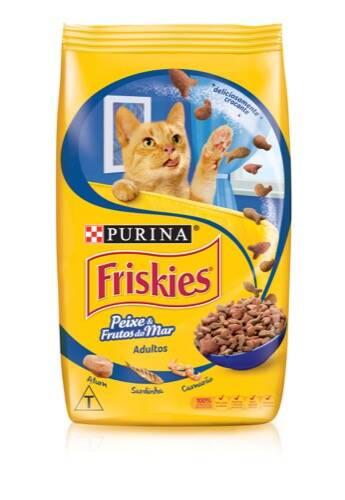 Onde comprar Ração Friskies Peixe E Frutos Do Mar - Nestlé Purina