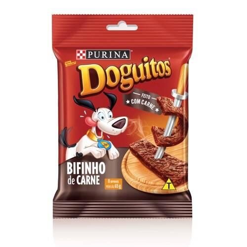 Onde comprar Bifinho De Carne Doguitos Purina 65g