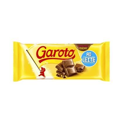 Onde comprar Chocolate Garoto Ao Leite