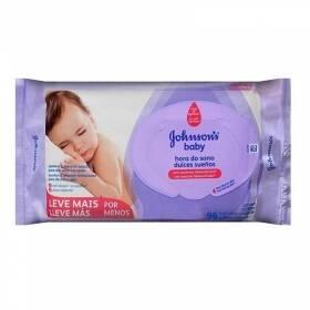 Onde comprar Lenço Umedecido Johnson's Baby Hora Do Sono - 96 Unidades