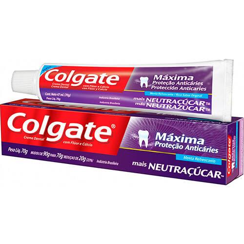 Onde comprar Creme Dental Colgate Máxima Proteção Anticáries Neutraçúcar