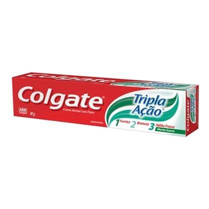 Onde comprar Creme Dental Colgate Tripla Ação Menta Suave