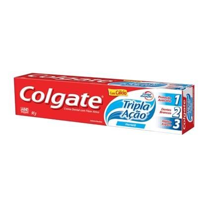 Onde comprar Creme Dental Colgate Tripla Ação Hortelã