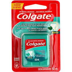 Onde comprar Fio Dental Colgate Menta 50mt 6x1unidade 18302 | Fio Dentalal Colgate Menta 50m