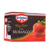 Onde comprar Cha Oetker Fl Fr Morango C/15 Saq