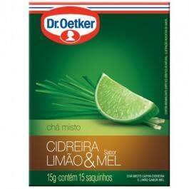 Onde comprar Chá Dr. Oetker Cidreira Com Mel E Limão