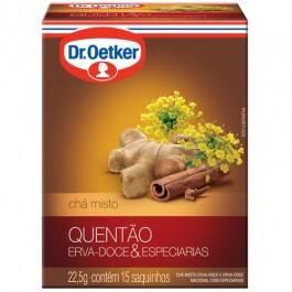 Onde comprar Chá Dr. Oetker Quentão Erva-doce E Especiarias