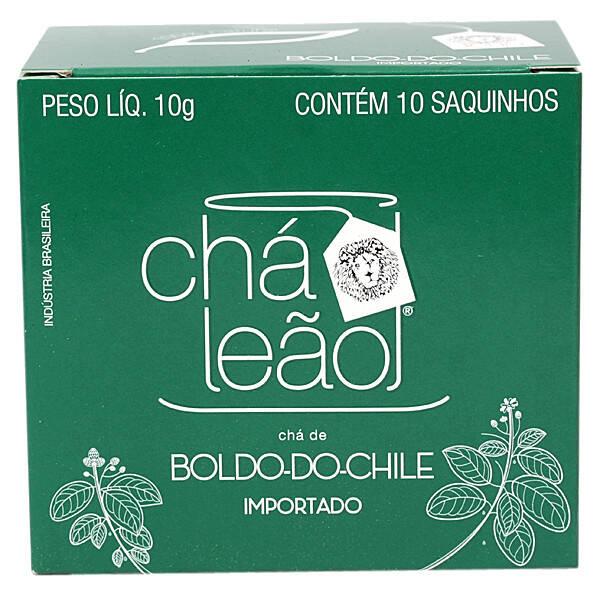 Onde Comprar Mate Boldo-do-chile Matte Leão 10 Sachês G