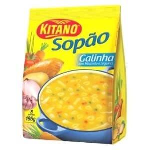 Onde comprar Sopa Kitano Sopão Galinha Com Macarrão E Legumes