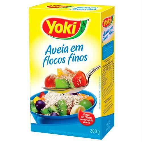Onde comprar Aveia Yoki 170g Flocos Finos