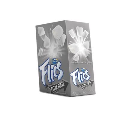 Onde comprar Chicle Flics Arcor Extra Forte 12unidade