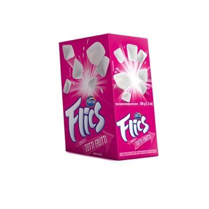 Onde comprar Chicle Flics Arcor Tutti Frutti 12unidade