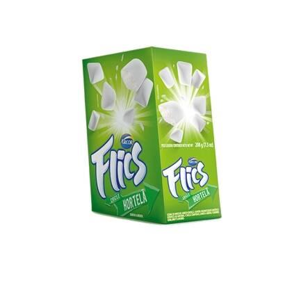Onde comprar Chicle Flics Arcor Hortelã 12unidade