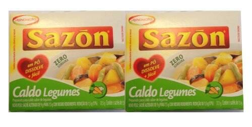Onde comprar Sazon Legumes 5 Env.