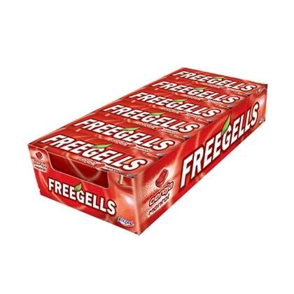Onde comprar Drops Freegells Cereja 12unidade