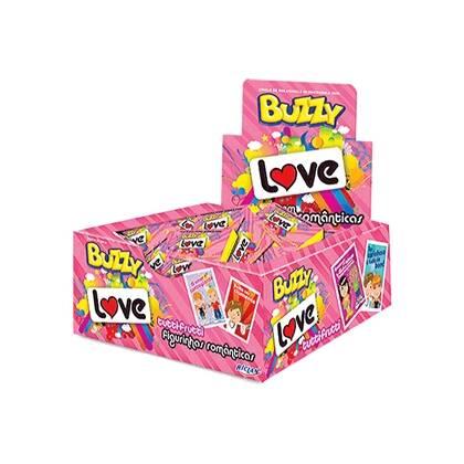 Onde comprar Chicle Buzzy Love Tutti Frutti 100unidade