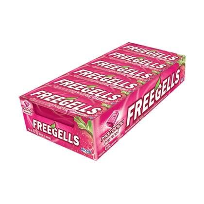 Onde comprar Drops Freegells Morango 12unidade
