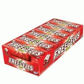 Onde comprar Drops Freegells 3x1 Morango 12x1unidade