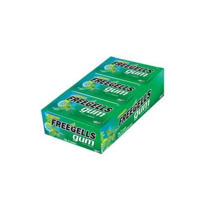 Onde comprar Chicle Freegells Gum Zero Menta 21unidade
