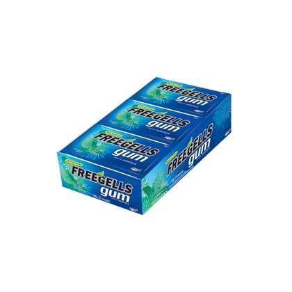 Onde comprar Chicle Freegells Gum Zero Hortelã 21unidade