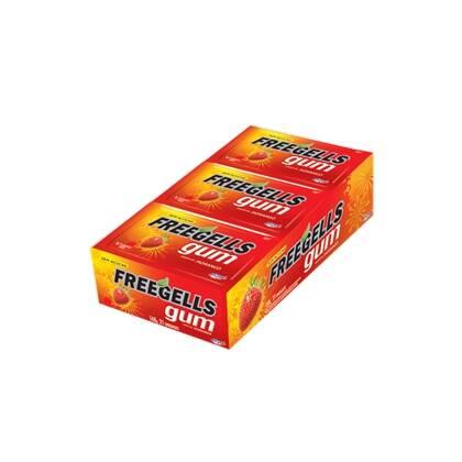 Onde comprar Chicle Freegells Gum Zero Morango 21unidade