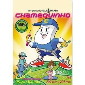 Onde comprar Chamex Chamequinho Sulfite A4 100 Pacote