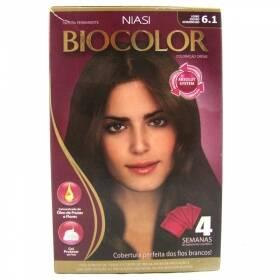 Onde comprar Tint Biocol Kit Creme 6.1 Lou Es Ac 1x1