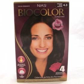 Onde comprar Tint Biocol Kit Creme 4.3 Castanha Md D 1x1