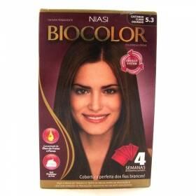 Onde comprar Tint Biocol Kit Creme 5.3 Castanha Cl D 1x1